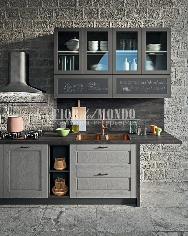 Кухня Contemporary Kitchen фото №3