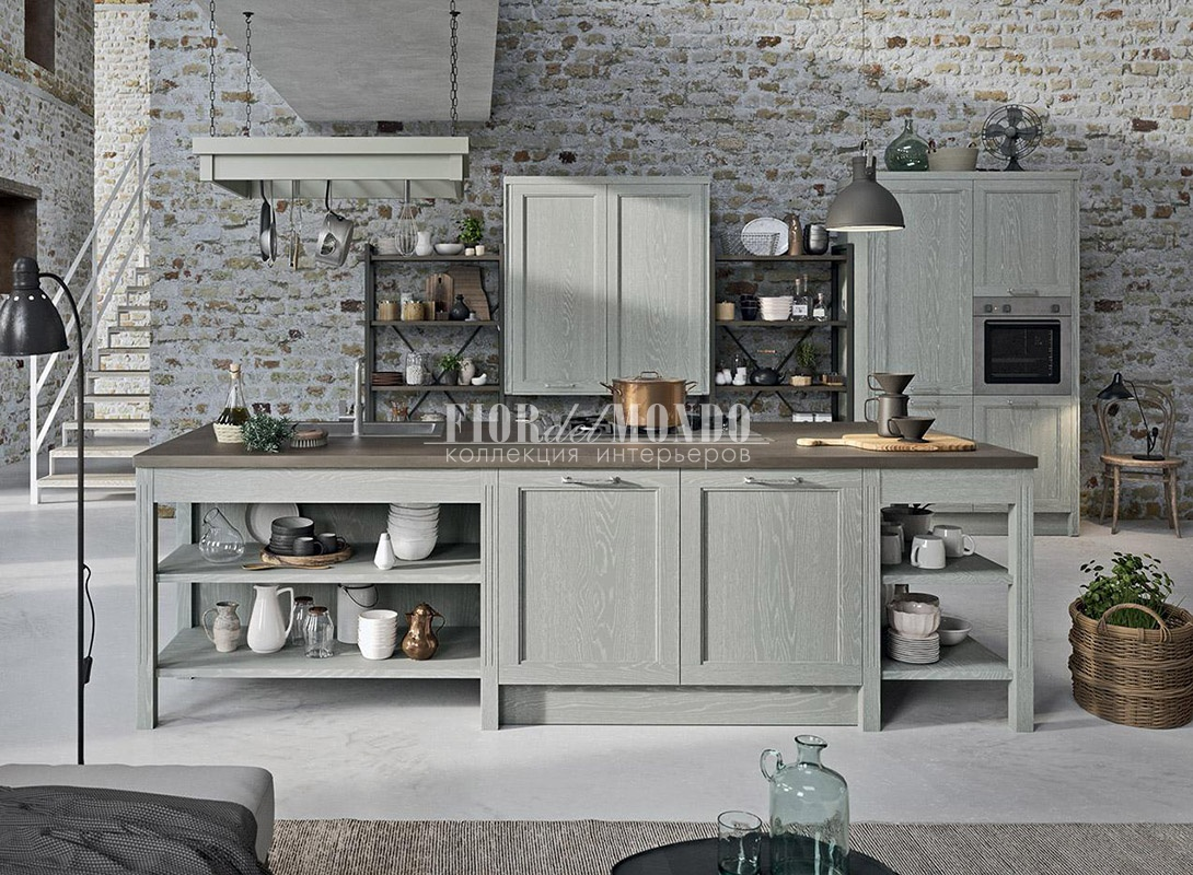 Кухня Contemporary Kitchen фото №9
