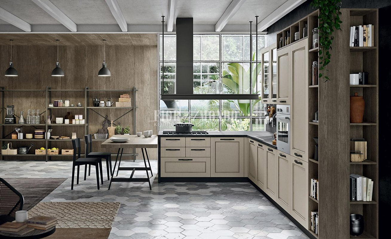 Кухня Contemporary Kitchen фото №4