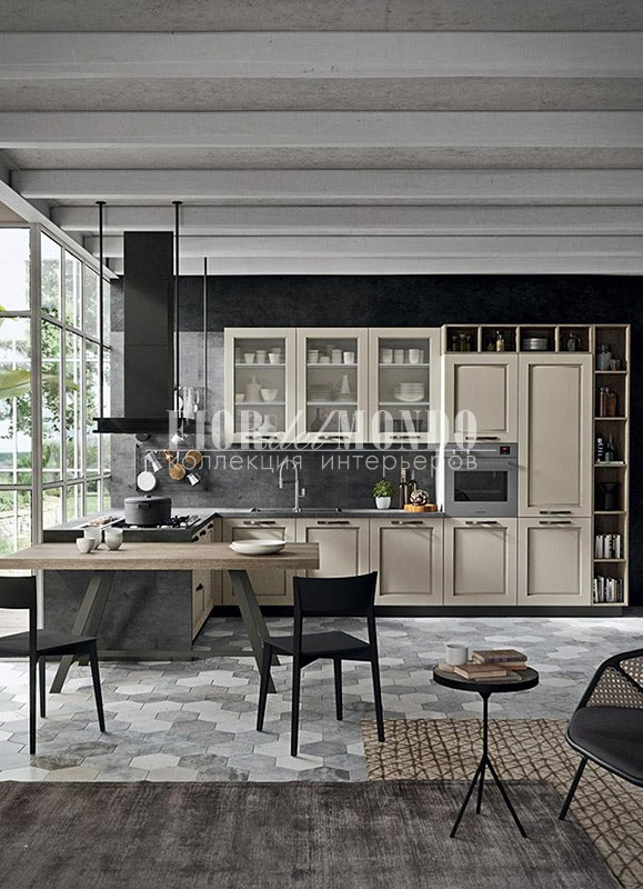 Кухня Contemporary Kitchen фото №5