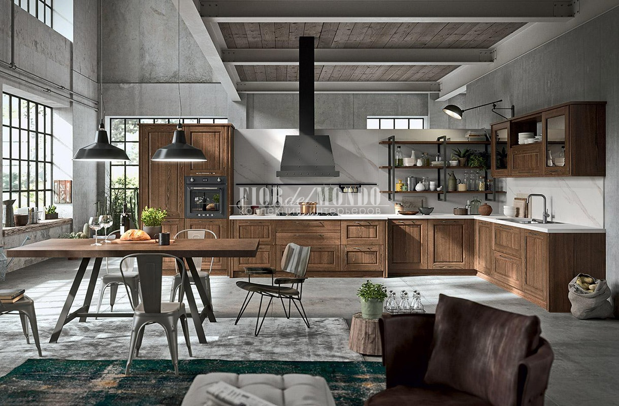 Кухня Contemporary Kitchen фото №7