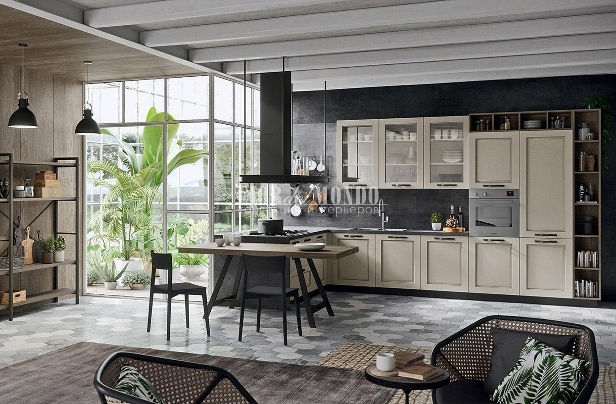 Кухня Contemporary Kitchen фото №1