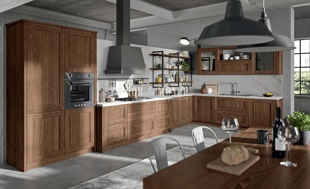 Кухня Contemporary Kitchen фото №8